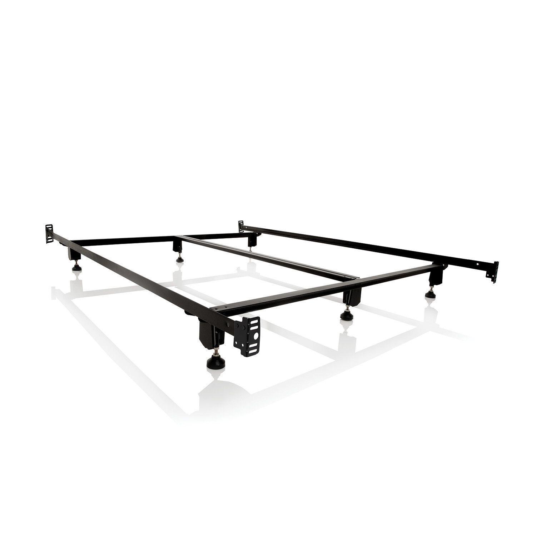 Steelock Metal Bolton Headboard/Footboard Bed Frame by