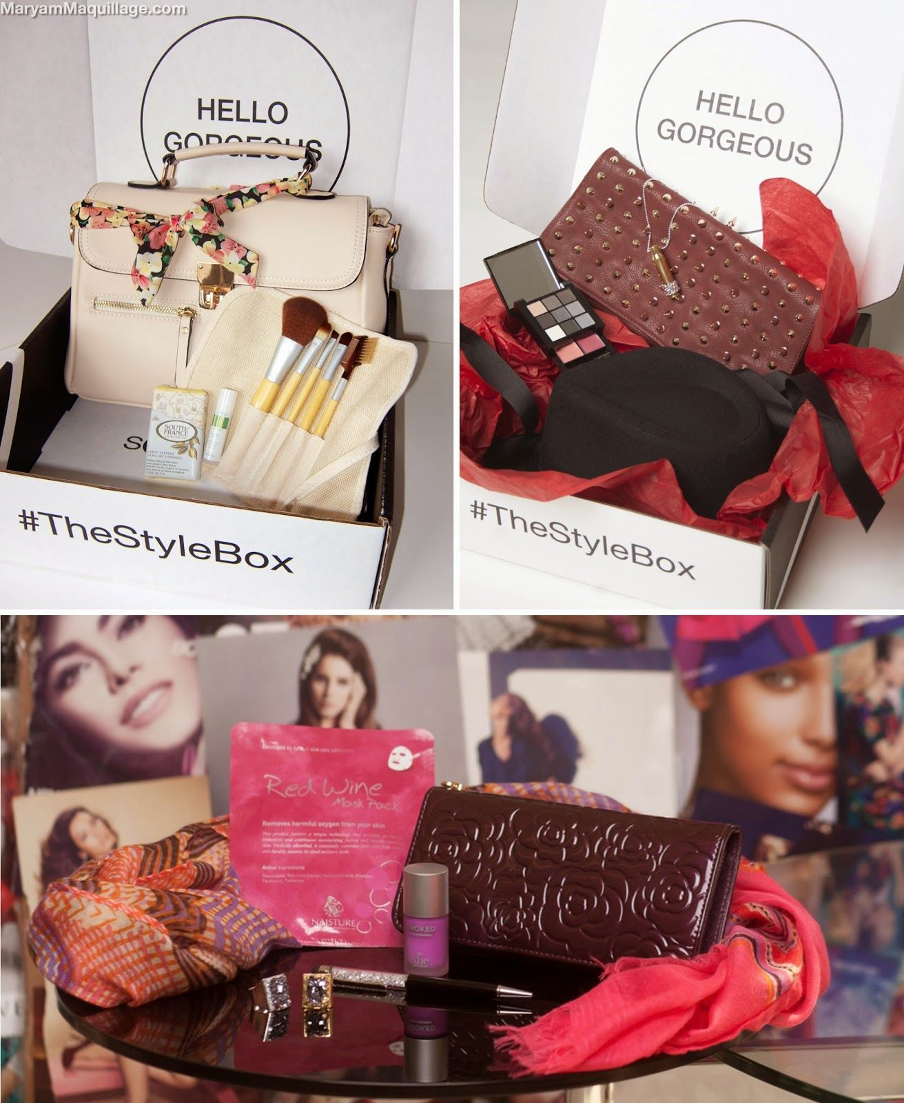 The Style Box by Socialbliss $39.95 or less a month, over $120 value!!