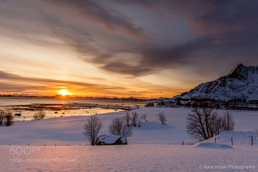 Morning at Sennesvik by hanskrusephotography #Landscapes #Landscapephotography #Nature #Travel #photography #pictureoftheday #photooftheday #photooftheweek #trending #trendingnow #picoftheday #picoftheweek