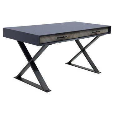 Check out this item at One Kings Lane! Mykonos Desk, Charcoal