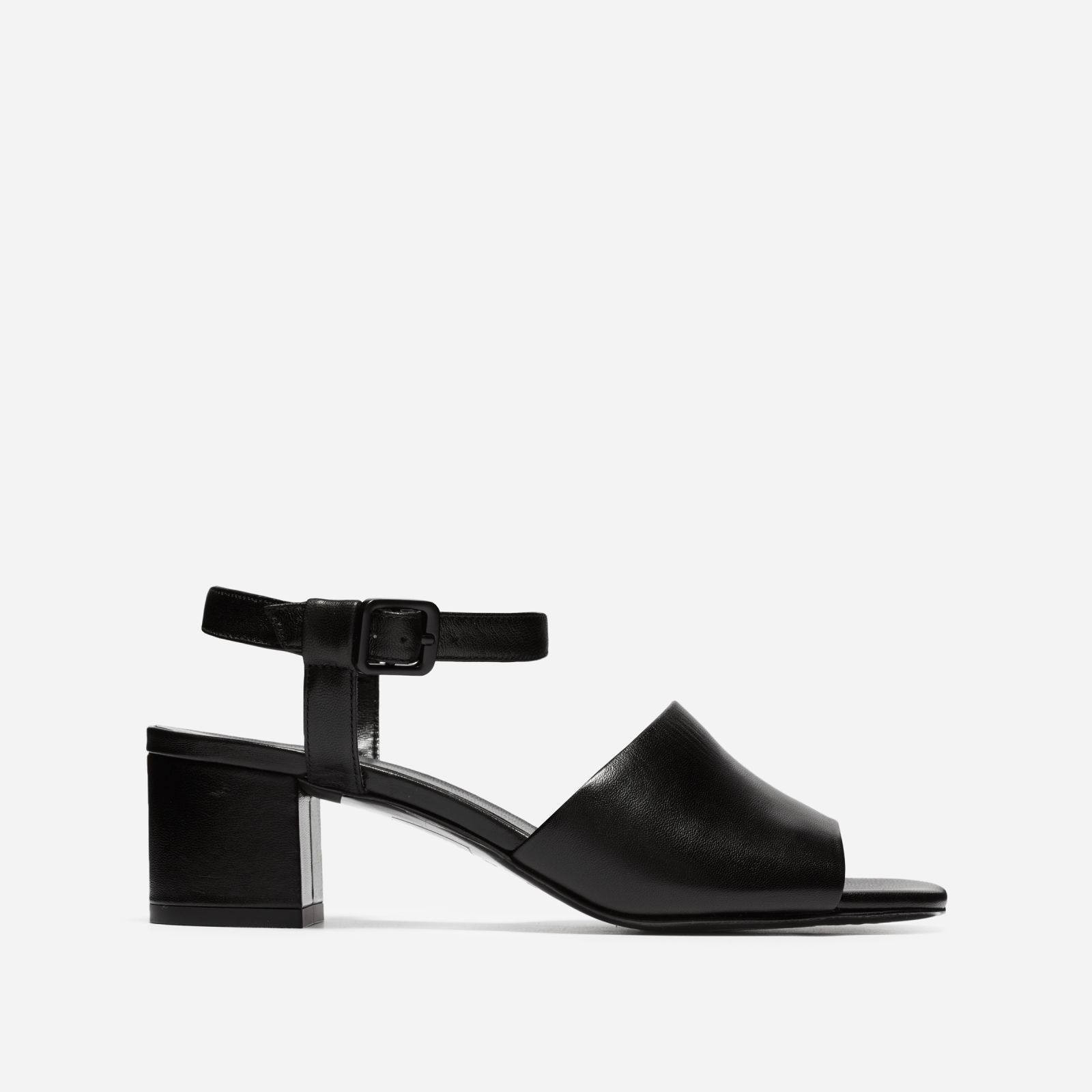 1b2db412d9a Women s Block Heel Sandal by Everlane in Black