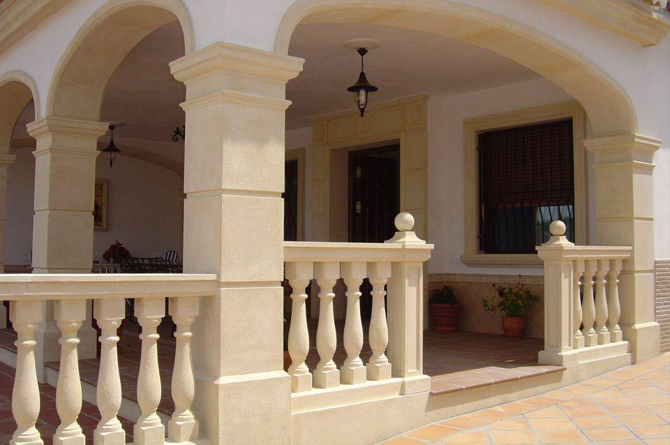 Molduras De Piedra Para Decoracion De Casas Y Chalets