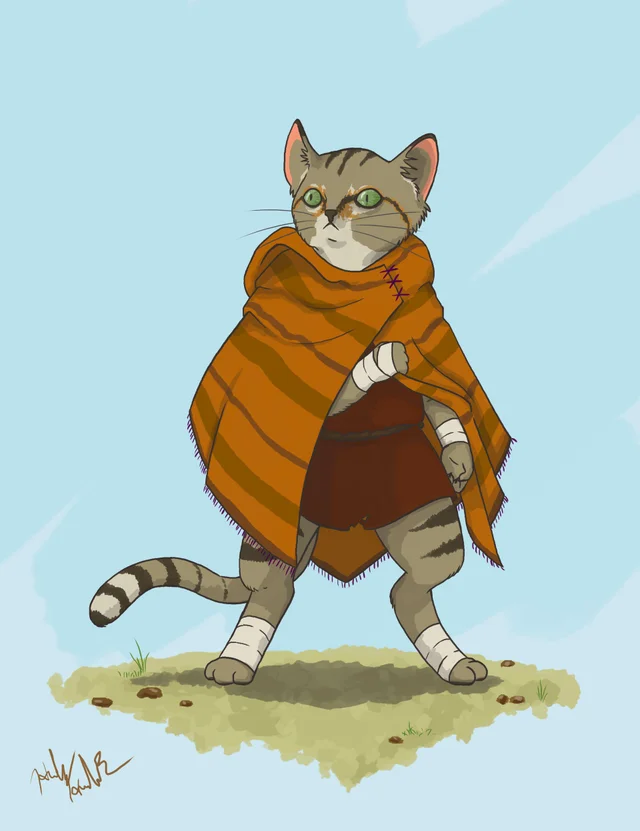 Rf Sand Cat Tabaxi Shadow Monk Characterdrawing Dnd Characters Fantasy Character Design Sand Cat This is one of my favorite d&d commissions i've worked on. rf sand cat tabaxi shadow monk