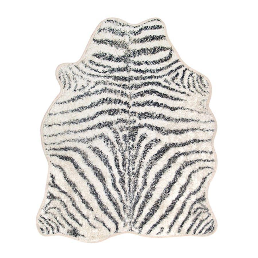 Willkommen Zur Badezimmersafari Der Vorleger Zebra Will Auffallen Und Ist Ein Toller Blickfang In Vielen Bereiche Badteppich Badematten Badezimmer Accessoires