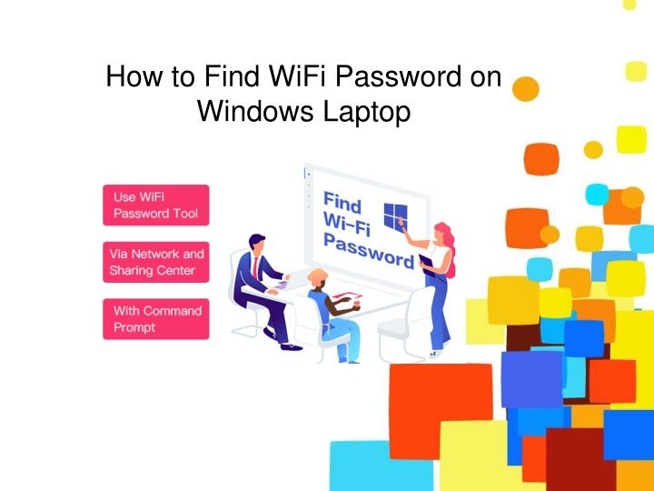 How to Check the Connected WiFi Password in Windows 10 in