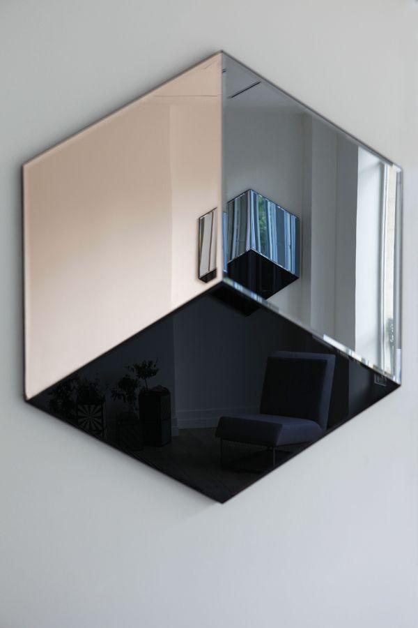 Morocco du mobilier inspirant par jos l vy design d 39 objet miroir miroir design et mobilier for Miroir teinte design