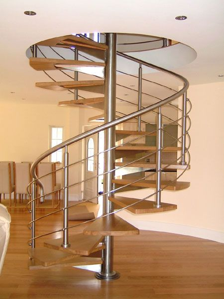 Best The Spiral Staircase In Liam S P*Nth**S* Apartment 400 x 300