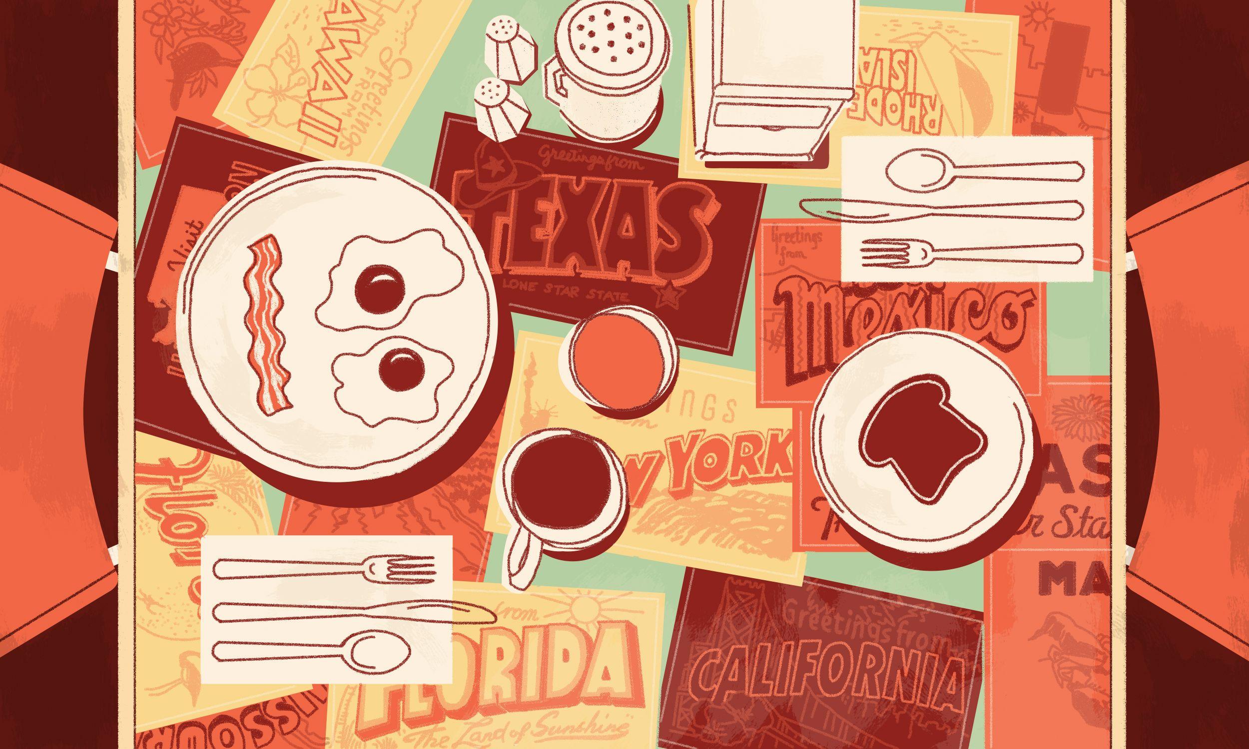 50 Of America S Best Diners Best Diner Diner Road Trip Usa
