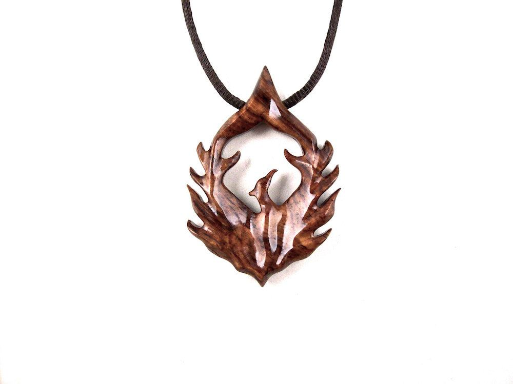 Phoenix necklace phoenix pendant phoenix jewelry wood phoenix phoenix necklace phoenix pendant phoenix jewelry wood phoenix pendant firebird necklace aloadofball Images