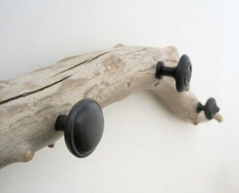 Pin od používateľa Ecomania na nástenke Perchas y Percheros - decoration portes d interieur