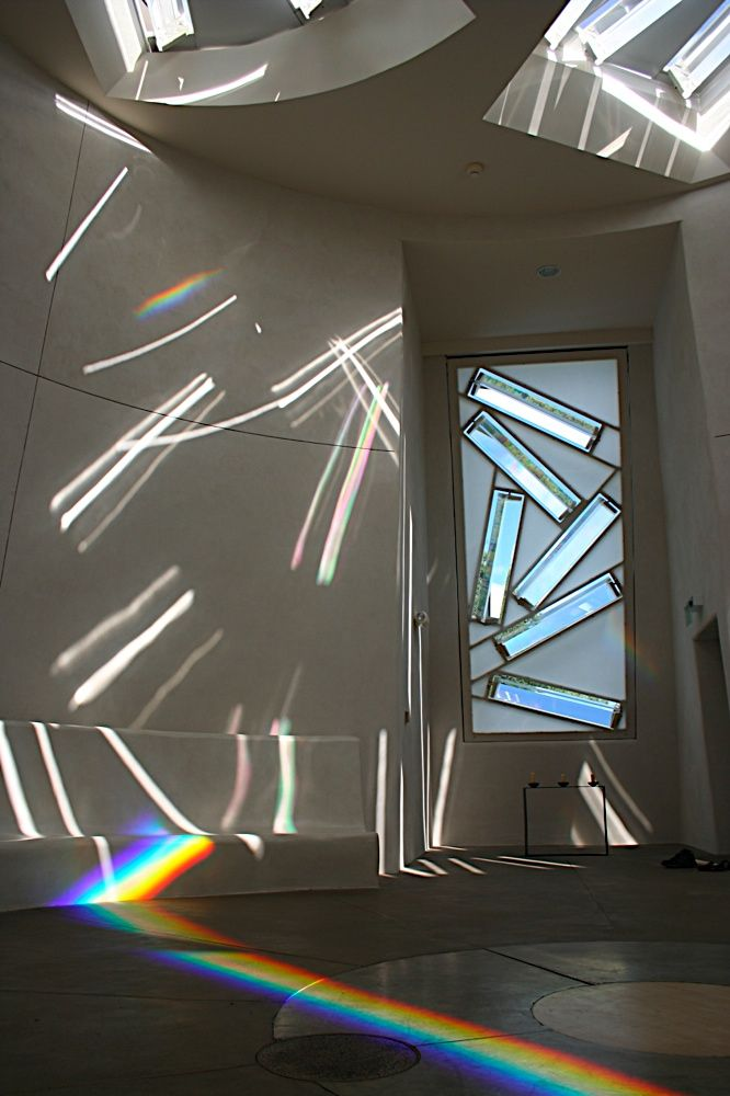 Put Prisms In The Windows For Rainbow Making Rainbow Maker