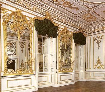 Elaborate Regency Panelling And Mirrors Interior Design History French Interior Interior