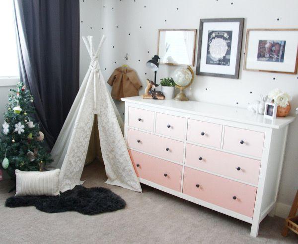 So Stylst Du Deine Ikea Hemnes Kommode In 2019 Baby Kinderzimmer