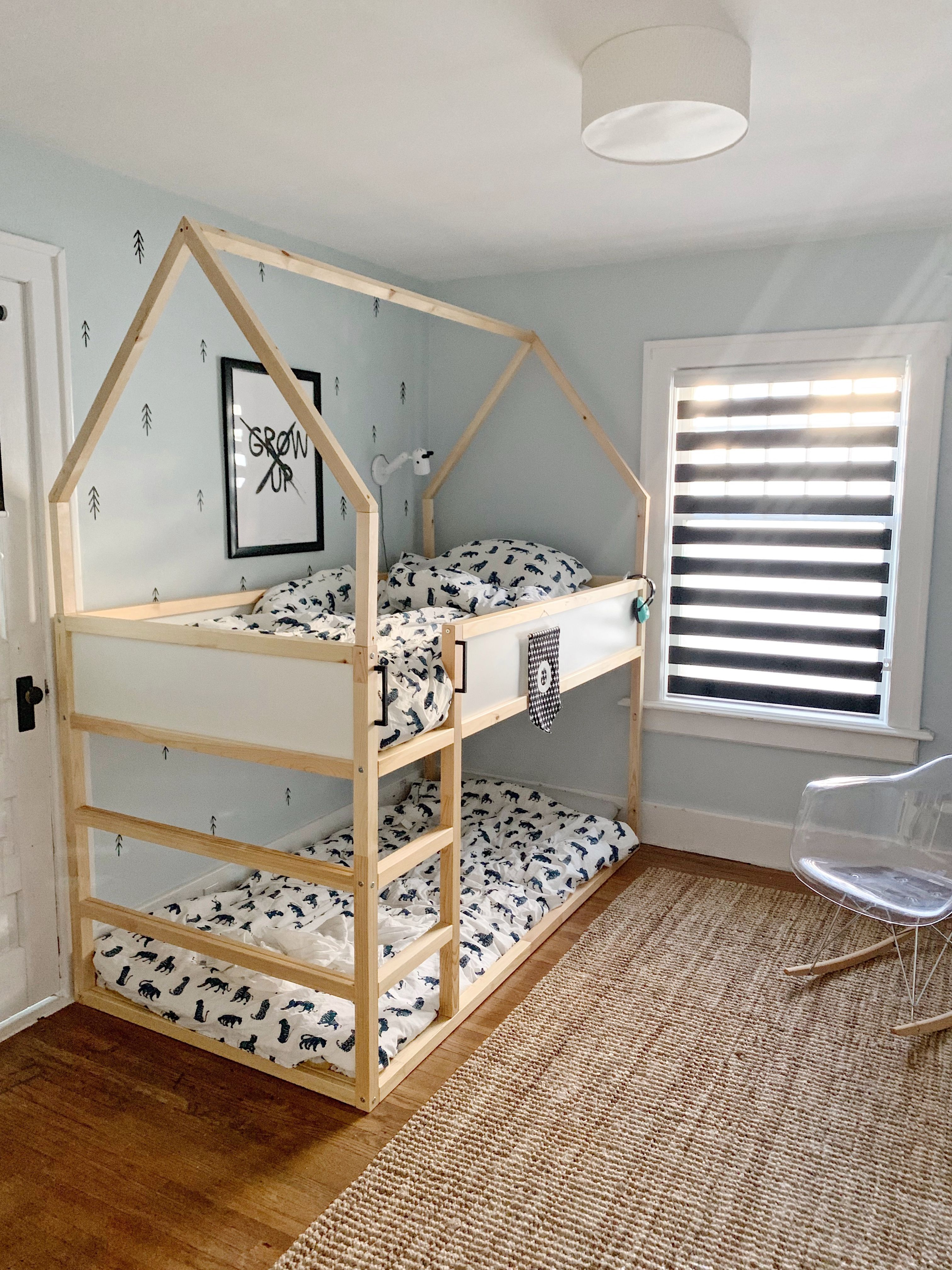 Photo of Great Pictures Ikea Kura Bed House Hack Popular Inexpensive, Toddler-friendly …