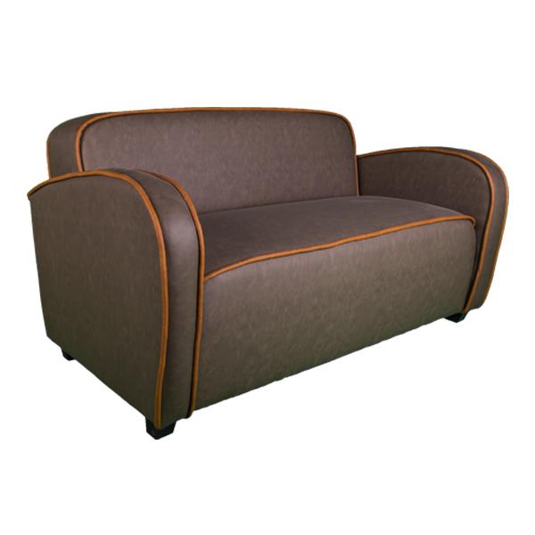 Drücken Sie Ihren echten Stil mit diesem klassich-eleganten Sofa aus. Der…