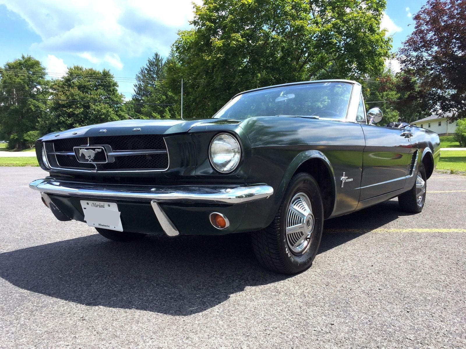 Ebay 1965 ford mustang convertible 1965 ford mustang convertible fordmustang ford