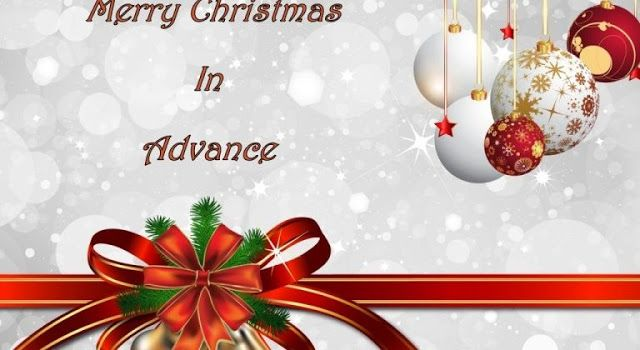 advance merry christmas sms | Merry Christmas Images | Pinterest ...