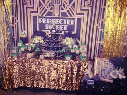 Image result for gatsby party decorations