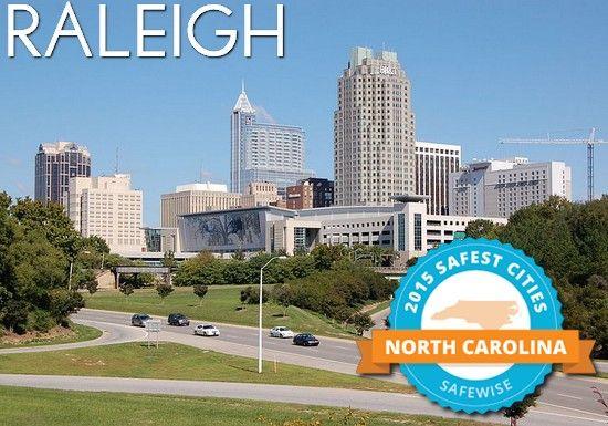 The 50 Safest Cities In North Carolina 2015 North Carolina City