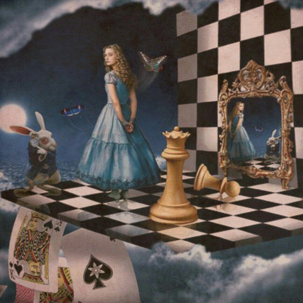 Alice in Wonderland | Alice in wonderland, Surreal art, Art