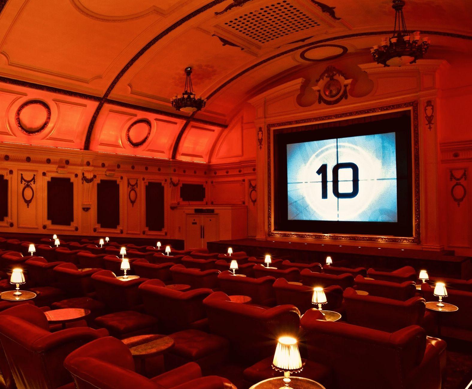 Electric cinema in 2019 Cinema, London, Hamilton
