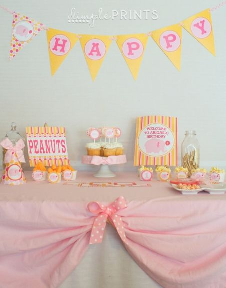 dimple prints - party packages