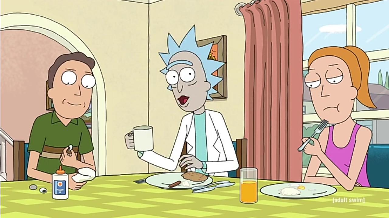 Rick And Morty La Familia Rick Y Morty Rick Y Morty Temporada Temporadas