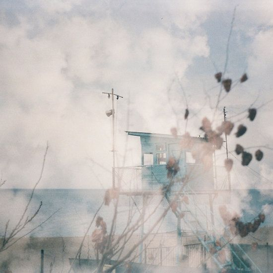 Sea Dreams Film Photography, without digital manipulation.