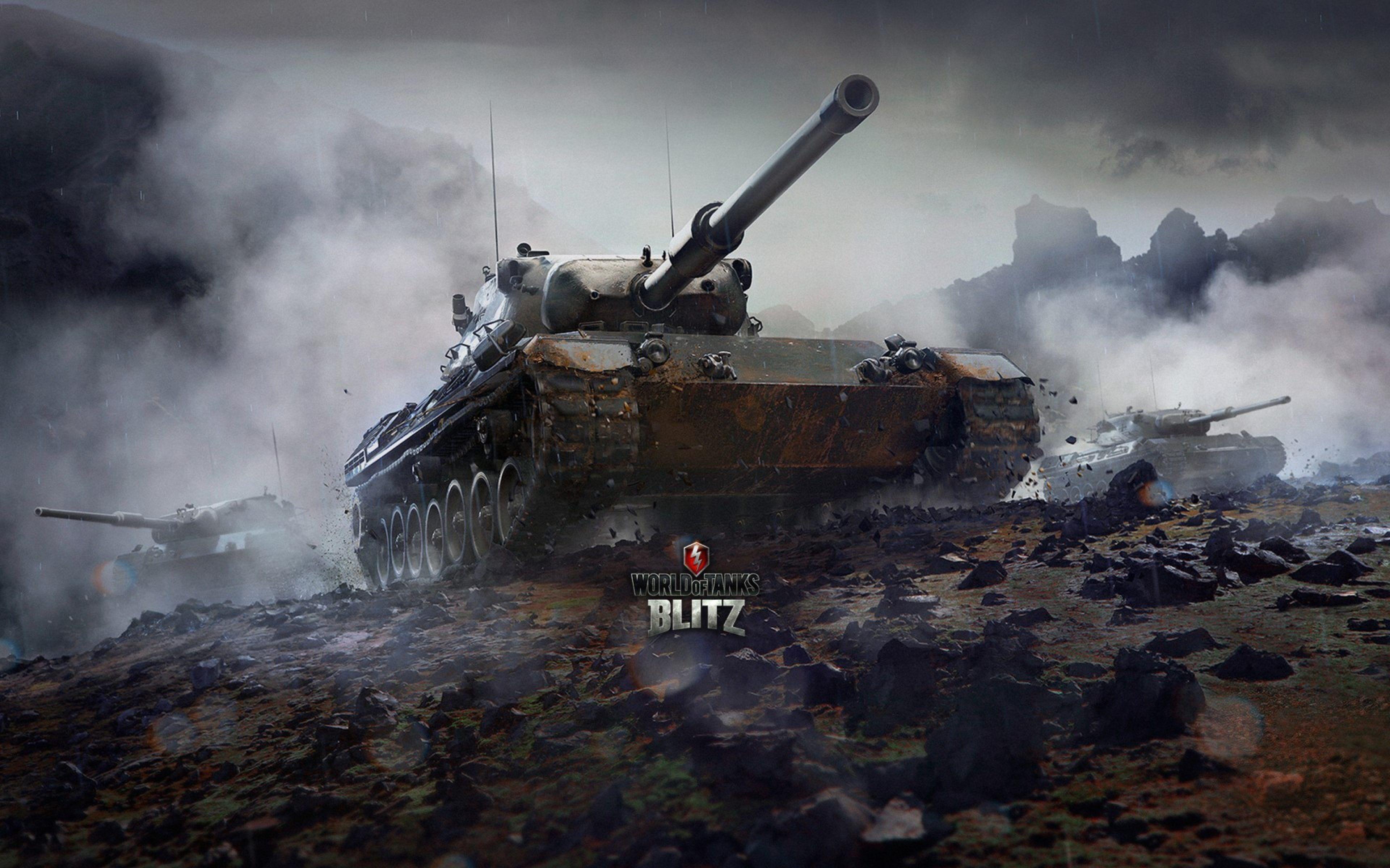 world of tank blitz game 4k wallpaper download high ...