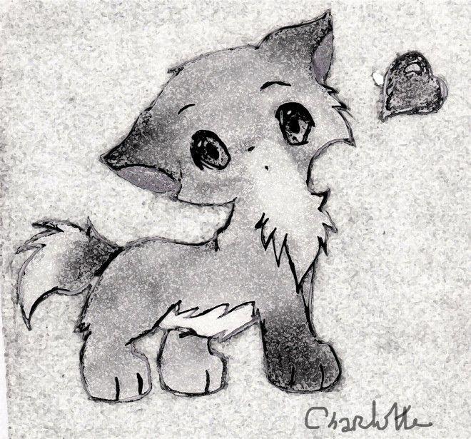 dessin manga animaux