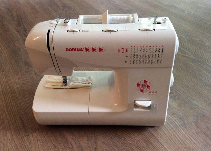 Dorina 333 Nahmaschine Einfache Maschinen Kostenlose Muster Und Anleitungen