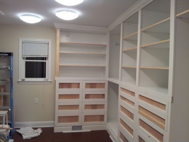 Closet Ideas For Small Spaces Bedroom Built Ins