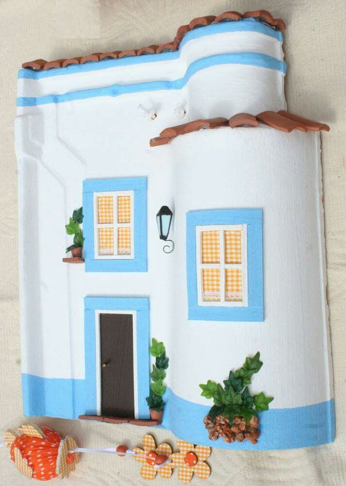 Pin By Ozge Kaptan On Tile Pinterest Clay Handicraft And Decoupage