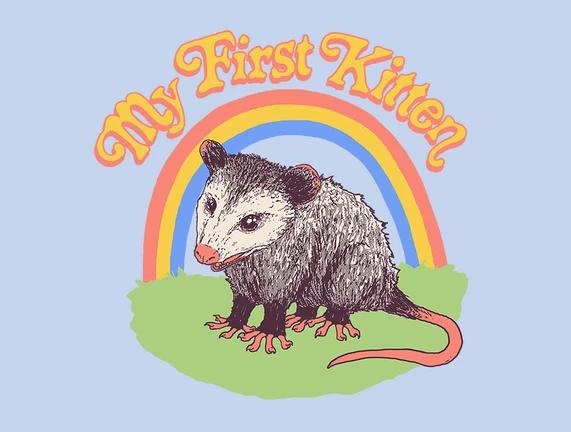 Possum Happy Birthday Meme