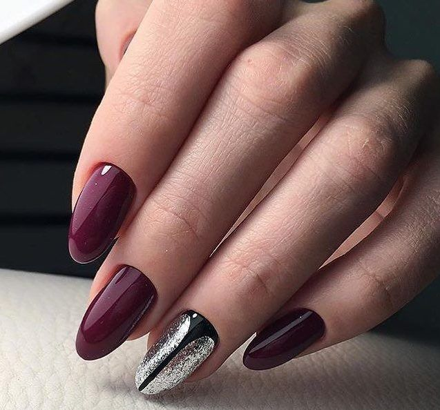 Маникюр №3711 | Nails are my thing | Pinterest | Modern nails ...
