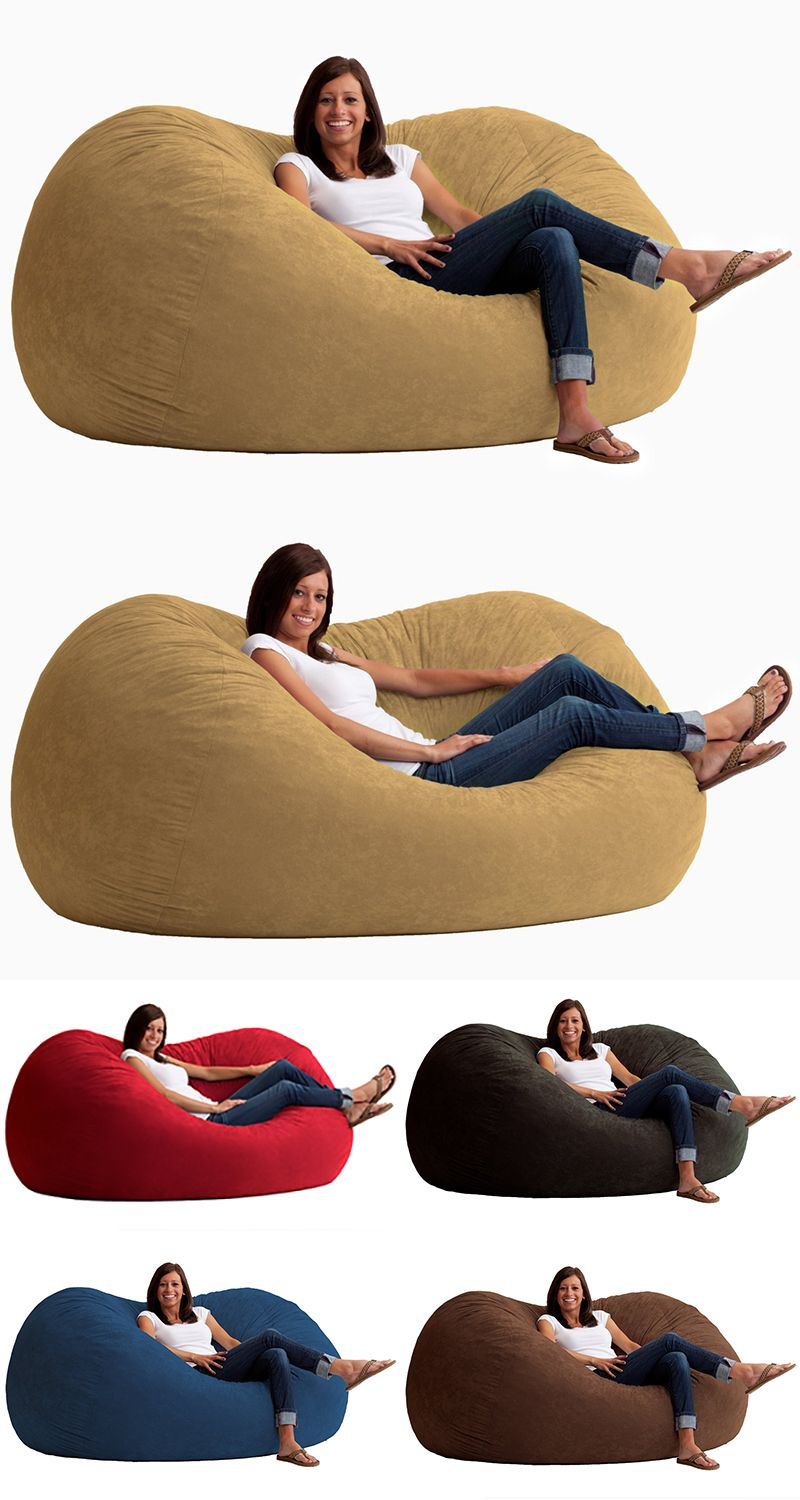 Pleasant It Looks Like To Be Seat In A Huge Marshmallow Bean Bag Machost Co Dining Chair Design Ideas Machostcouk
