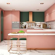 Trending Kitchen Cabinet Colors