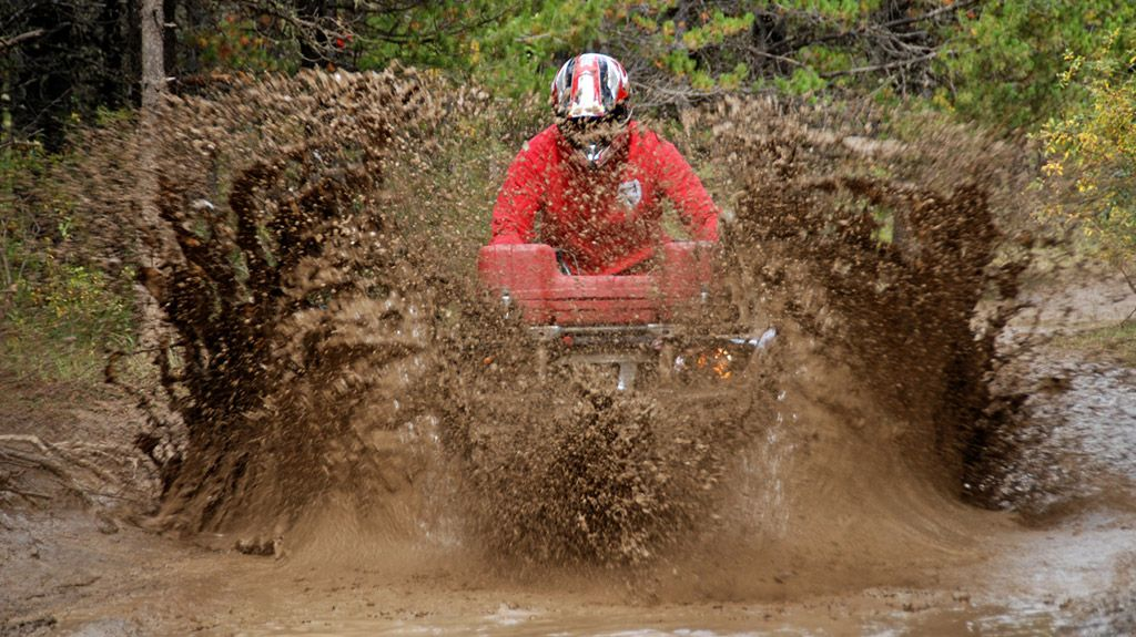 Atv Adventure Tours Things To Do In Myrtle Beach Travelchannel