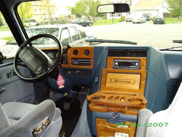 Chevrolet Van G20 With Images Chevrolet Van Chevy Van Gmc Vans