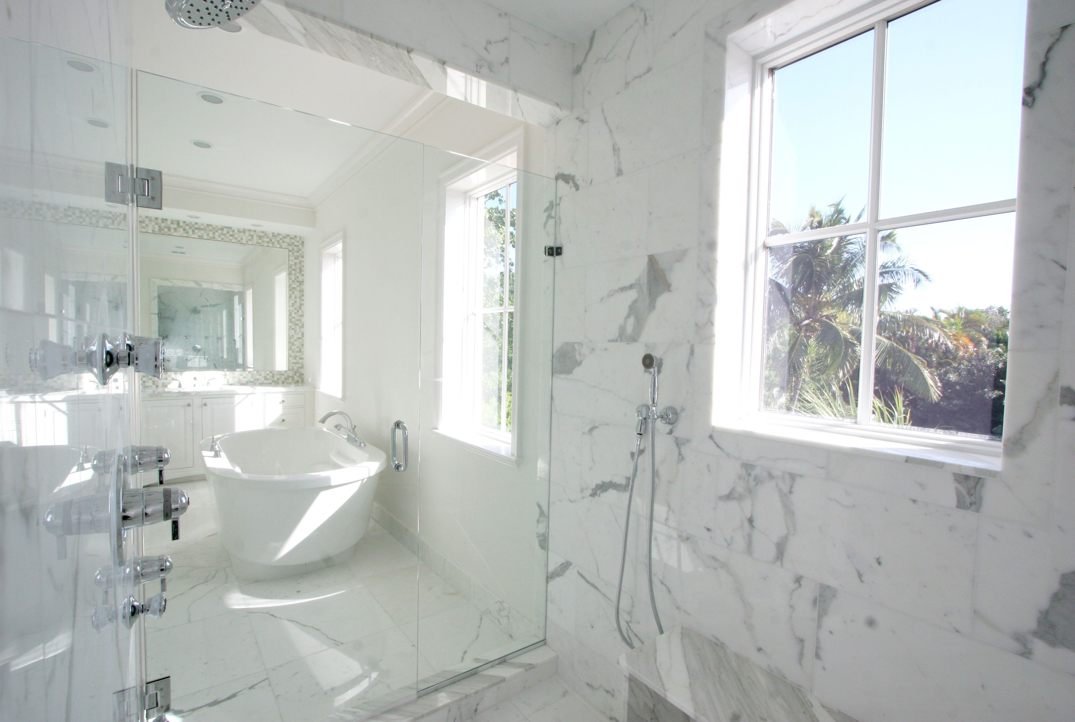 Pin by Arc Stone & Tile on Italian White Marble Tile | Pinterest ...