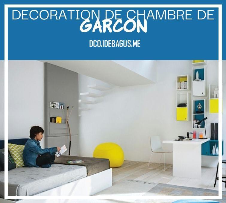 4 Luxe Decoration De Chambre De Garcon In 2020