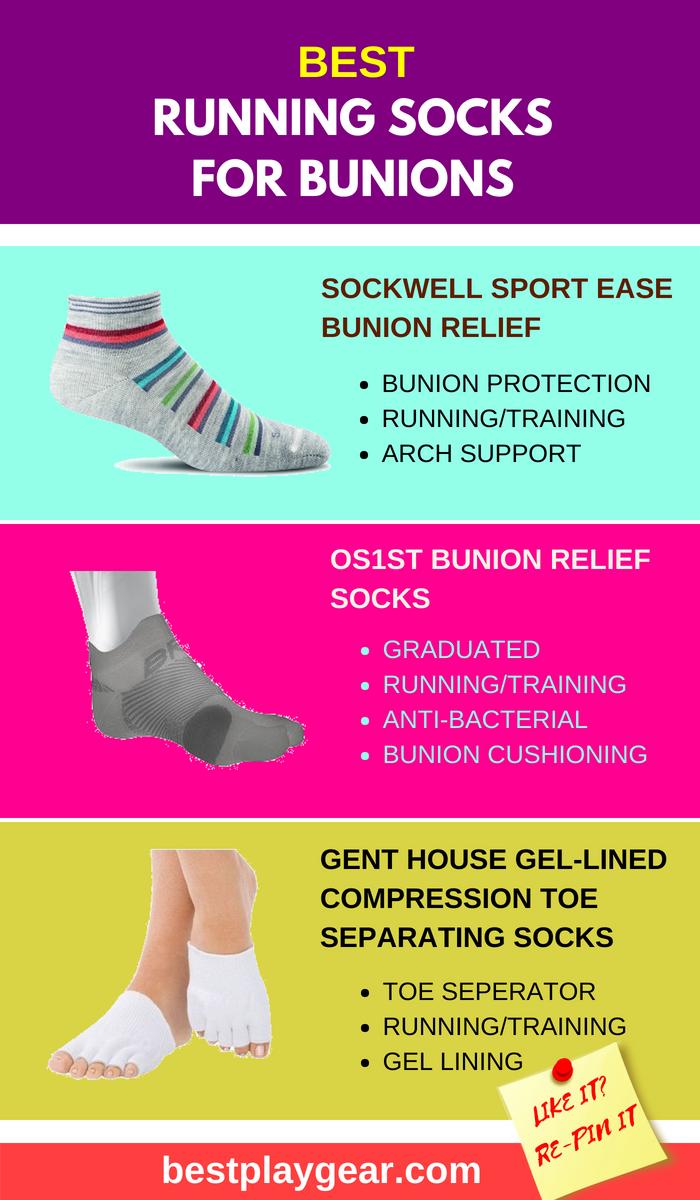 Best Running Socks For Bunions of 2019 | Running Tips