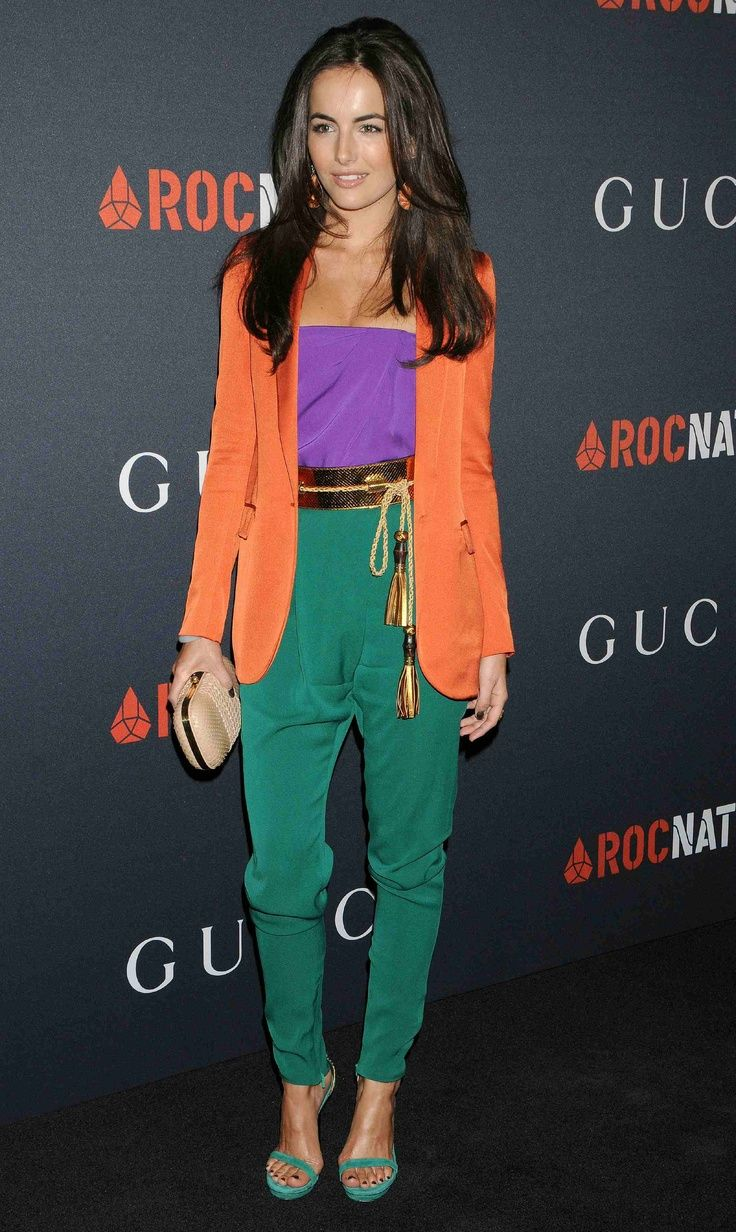 Summer Color Combinations in 2019 | Color blocking outfits ...