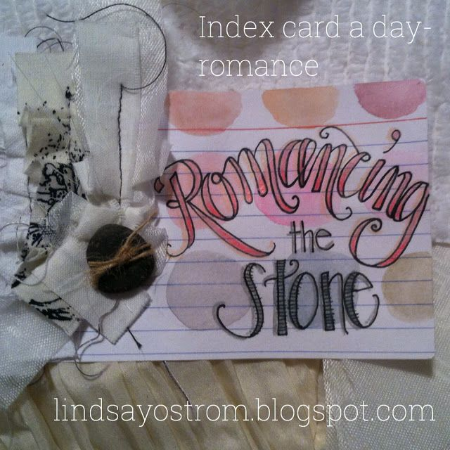 lindsay ostrom index card a day creator of cuteness pinterest