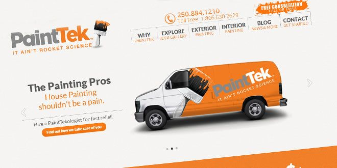 Painting Company Branding Google Search