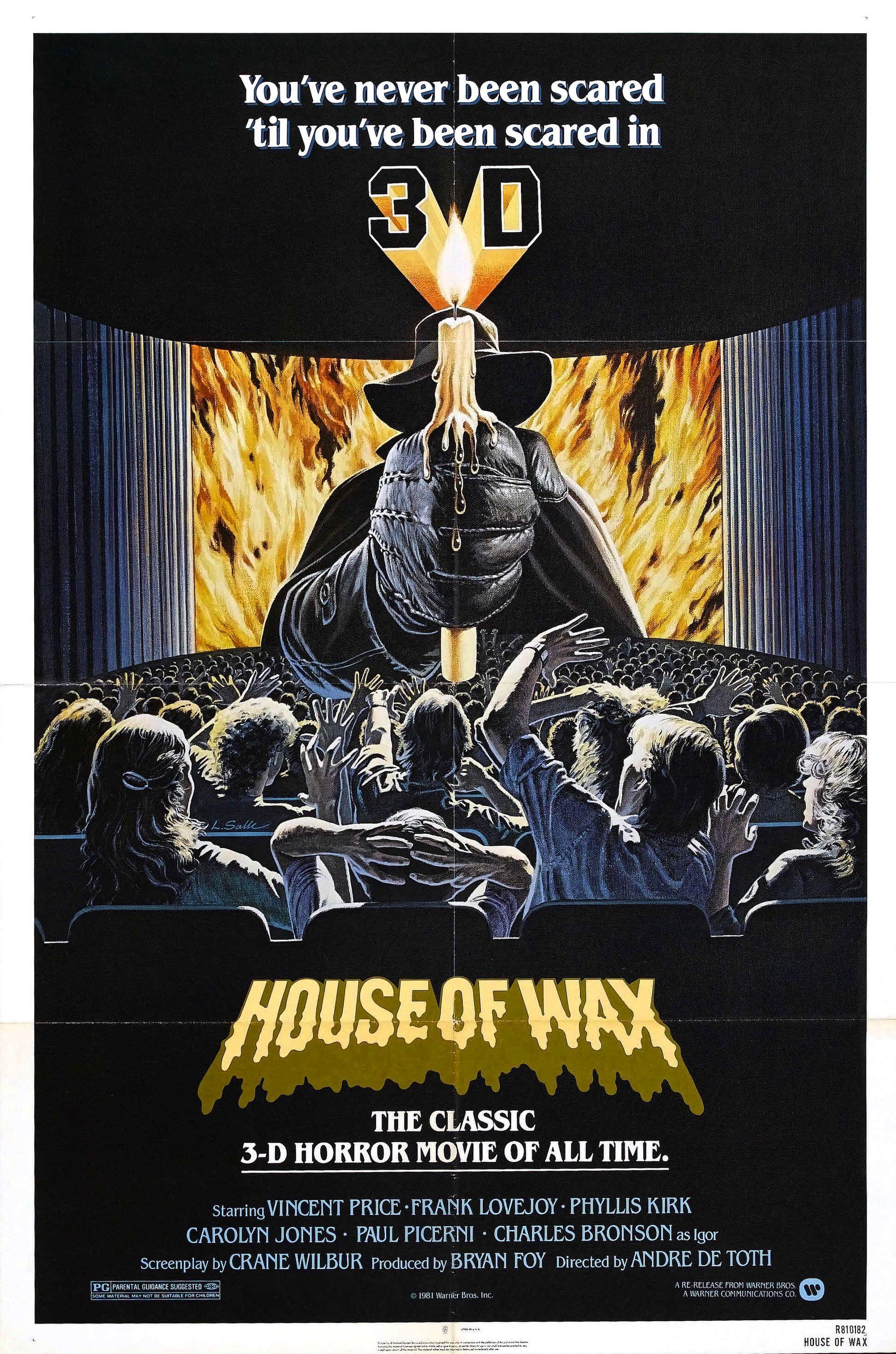 House Of Wax 1953