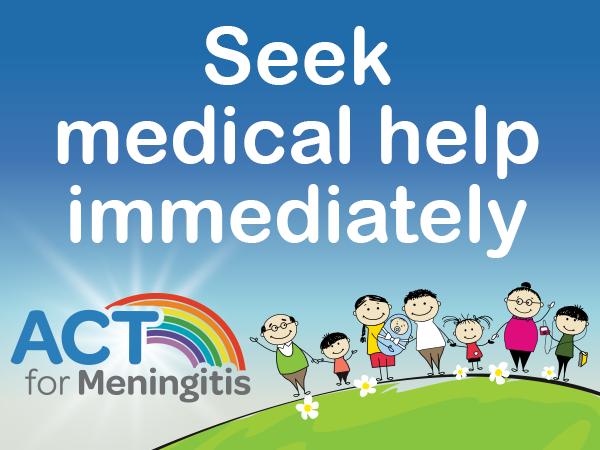 Meningitis charity in Ireland