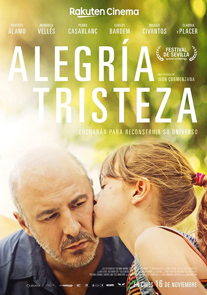 Alegría Tristeza 2018 Directed By Ibon Cormenzana Peliculas Cine Peliculas Cine