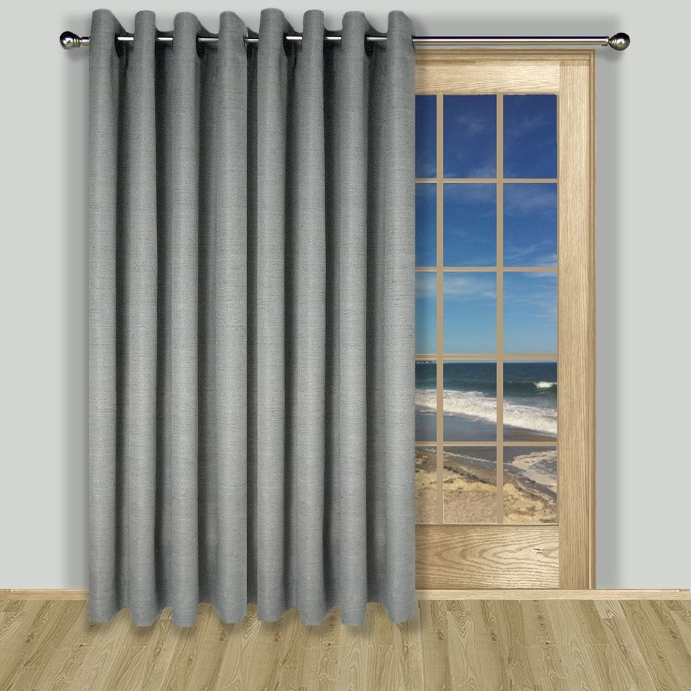 Extra Long Curtains For Sliding Glass Doors Glass Doors