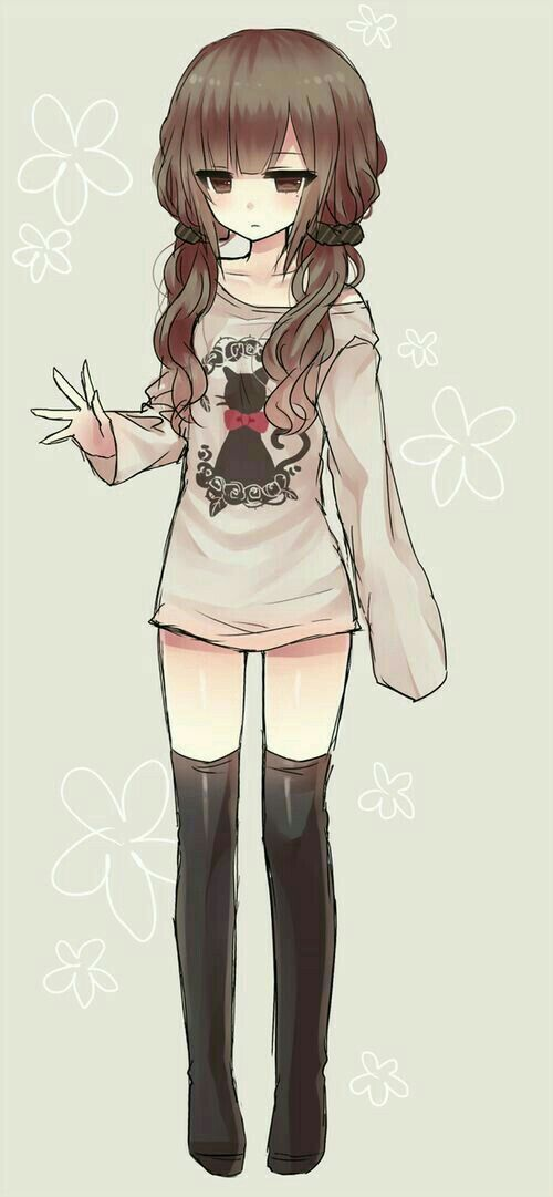 Pin By Rafiyan On Anime Anime Pretty Anime Girl